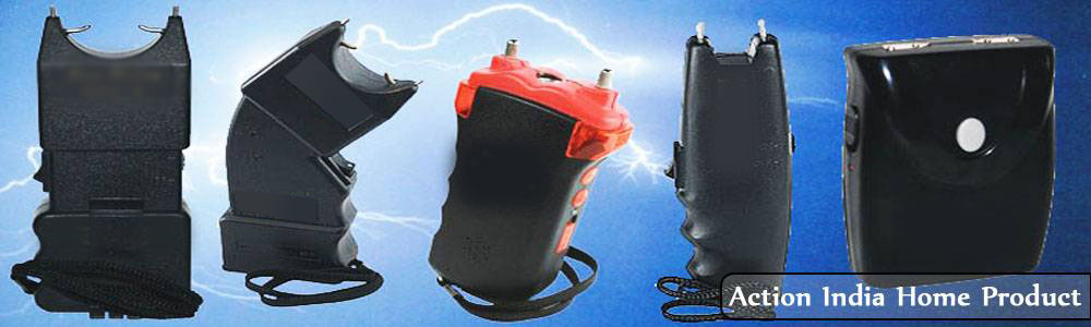 Stun Gun In Banaras India